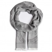 Шал GUESS - Not Coordinated Scarves AM8663 MOD03 GRY
