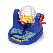 Children Educational Toy Mini Bingo Game Machine Ernie Lottery Machine Fun Puzzle Desktop Toys Family Board Games