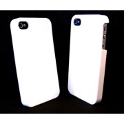 2-Pack Bakskal TPU till Apple iPhone4