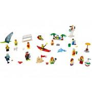 60153 Comunitatea orasului - Distractie la plaja