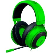 HEADPHONES, RAZER Kraken 2019, Gaming, Microphone, Green (RZ04-02830200-R3M1)