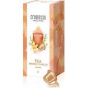 Capsule Ceai Cremesso - Rooibos Vanilla 16 buc