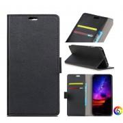 Samsung Galaxy A70 Magnetic Wallet Кожен Калъф и Протектор