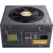 Sursa Seasonic Focus Plus 550 Gold, Full Modulara, 550 W, Ventilator 120mm, Premium Hybrid Fan Control