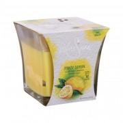 White Swan Minty Lemon 283,5 g vonná sviečka unisex