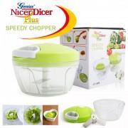 Tocator manual pentru legume Speedy Chopper