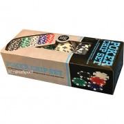 Комплект 100 покер чипа