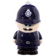 Geen Politieman spaarpot keramiek
