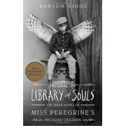 Quirk Books Library of Souls: The Third Novel of Miss Peregrine´s Peculiar Children - Ransom Riggs