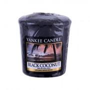 Yankee Candle Black Coconut vonná svíčka 49 g