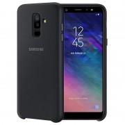 Capa Dual Layer EF-PA605CBEGWW para Samsung Galaxy A6+ (2018) - Preto