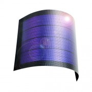 jiang Flexible Solar Panel Solar Charger DIY 1W 6V Photovoltaic Cells for Emergency Rechargeable Battery