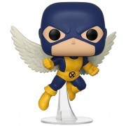 Marvel FUNKO POP Vinylfigur! - Marvel 80th - Angel - Vinyl Funko Pop Vinylfigur-multicolor - Offizieller & Lizenzierter Fanartikel - Offizieller & Lizenzierter Fanartikel
