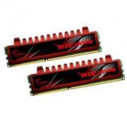 Memorie G.Skill Ripjaws 4GB (2x2GB) DDR3, 1600MHz, PC3-12800, CL9, Dual Channel Kit, F3-12800CL9D-4GBRL