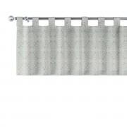 Dekoria Lambrekin na szelkach, wzory na szarym tle, 390 × 40 cm, Flowers