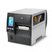 Zebra ZT411, 12 punti /mm (300dpi), Disp. (colour), RTC, RFID, EPL, ZPL, ZPLII, USB, RS232, BT, Ethernet