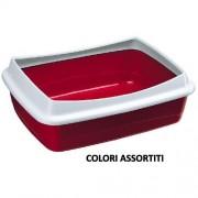 Ferplast Vaschetta Toilette Per Gatti Nip 10 Plus Colori Assortiti