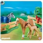 Playmobil 4188 - Famille De Chevaux