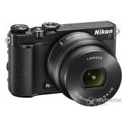 Nikon 1 J5 kit (cu obiectiv 10-30 PD-Zoom), negru