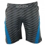 Adidas Ultimate Athlete MMA Short Grijs Beluga - M