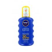 Nivea Sun Zonnemelk Protect&Hydrate Factor 20 Spray, 200 ml