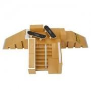 Alcoa Prime Skate Park Ramp for Tech Deck Fingerboard Finger Board Ultimate Parks #B