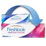 Alcon | Ciba Vision FreshLook One Day Colours - 10 Kontaktlinsen