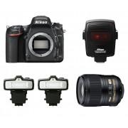 Nikon Dental Kit D750 + AF-S MICRO 60mm f/2.8G + Kit R1C1
