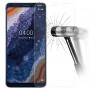 Protetor Ecrã em Vidro Temperado para Nokia 9 PureView - Transparente