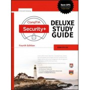 Comptia Security+ Deluxe Study Guide: Exam Sy0-501, Hardcover