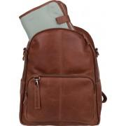 Cowboysbag Diaper Bag Oburn - Cognac