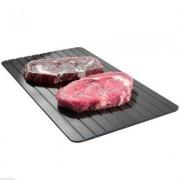Shopido Upptiningsbricka - Perfekt för att tina kött och fisk (Storlek: Medium (23*17cm))