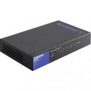 Linksys Síťový switch Linksys, LGS108, 8 portů, 1 GBit/s