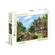 Puzzle Clementoni - Old Cottage, 500 piese (62312)
