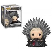 Pop! Vinyl Game of Thrones Daenerys on Iron Throne Pop! Vinyl Deluxe