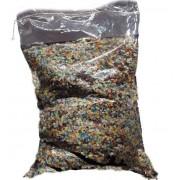 Confetti 10 kg. zak