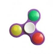 Premsons Fidget Spinner Hand Spinner Ultra Speed Tri-Spinner Toy (Colours May Vary)
