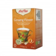 Ceai Bio Flori de Ginseng Yogi Tea