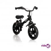 Baninni bicikl bez pedala Wheely crni BNFK012-BK