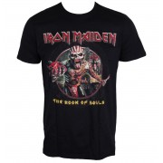 tricou stil metal bărbați Iron Maiden - Book Of Souls - ROCK OFF - IMTEE61MB