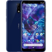 Nokia 5.1 Plus - 32 GB - Blauw