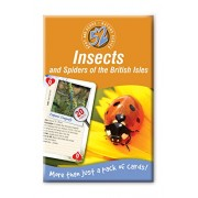 52 Ways Nature Series Playing Cards - Insects and Spiders