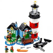 LEGO Creator 31051 Lighthouse Point Building Kit (528 Piece)