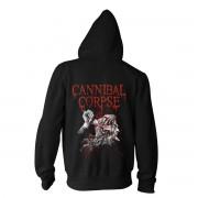 kapucnis pulóver férfi Cannibal Corpse - STABHEAD 2 - PLASTIC HEAD - PH10736HSWZ