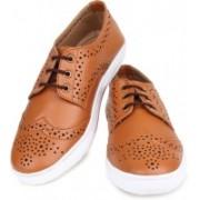 Shoetopia Casuals For Women(Tan)