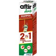 Meda Pharma Spa Aftir Duo Shampoo 100 Ml