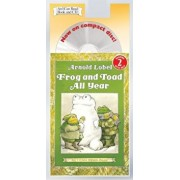 Frog and Toad All Year Book and CD 'With Frog and Toad All Year Book'/Arnold Lobel