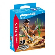 Playmobil Special Plus, Figurina arheolog