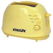 Euroline EL 820 750 W Pop Up Toaster(Yellow)