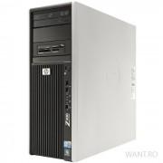 Workstation HP Z400 Intel® Xeon® W3520 8GB 500GB video DVD-RW